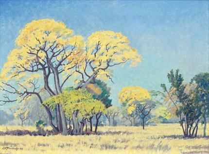 Wild Pear Trees