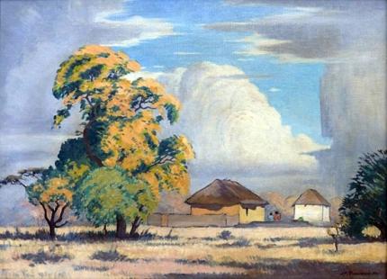 Huts, Bushveld
