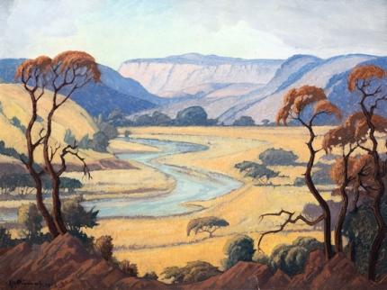 Elandsrivier, By Elandshoek, Oos Transvaal
