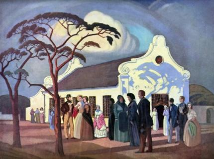 Die Geloftekerkie in Pietermaritzburg