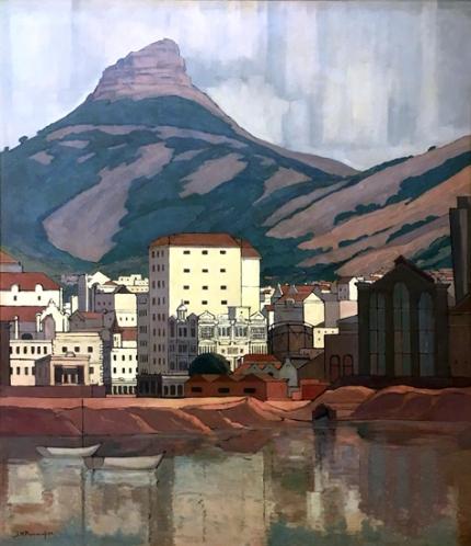 Leeukop Kaapstad
