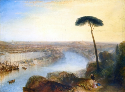 Rome, From Mount Aventine