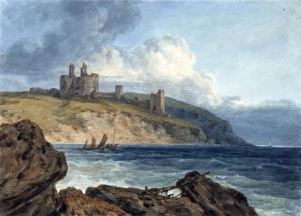 Dustanborough Castle