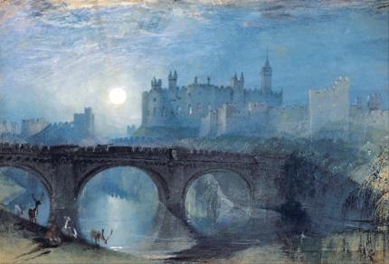 Alnwick Castle 1829