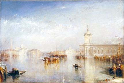 The Dogano, San Giorgio, Citella, from the Steps of the Europa 1842