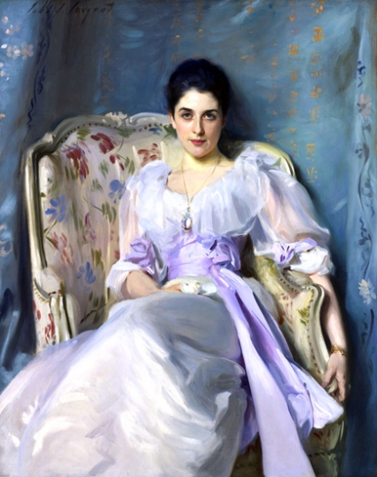 Portrait of Lady agnew of Lochnaw 1892