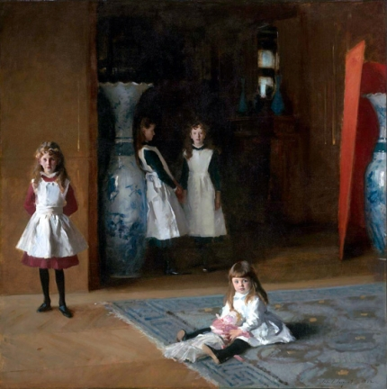 The Daughters of Edward Darley Boit 1882