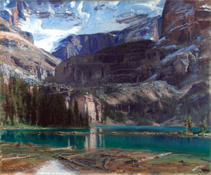 Lake O'hara 1916