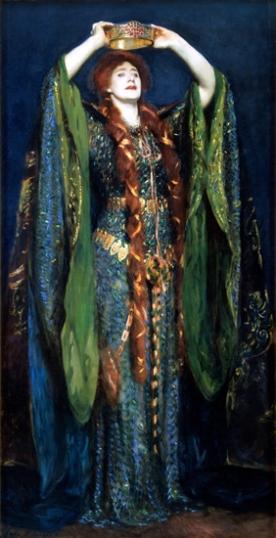 Ellen Terry as Lady Macbeth 1889-4