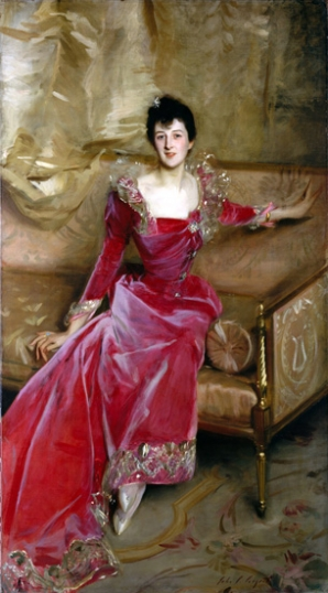 Mrs Hugh Hammersley 1892