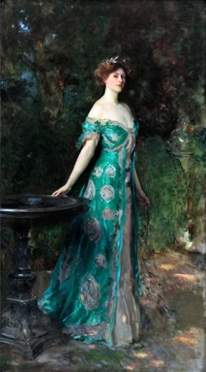 Portrait of Millicent Leveson Gower, Duchess of Sutherland 1904 Rw