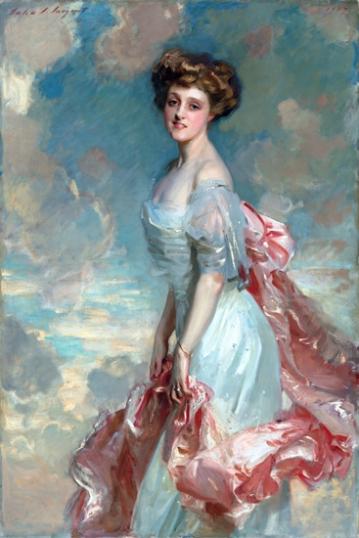 Miss Mathilde Townsend 1907