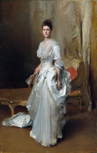 Mrs. Henry White 1883