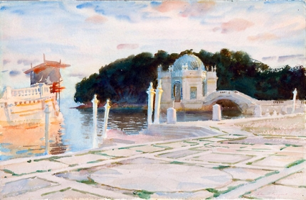 The Basin, Vizcaya 1917
