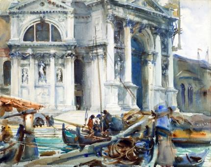 Santa Maria Della Salute 1904