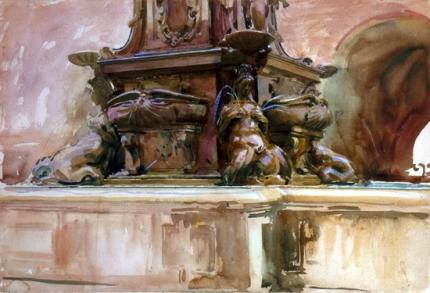 The Fountain, Bologna