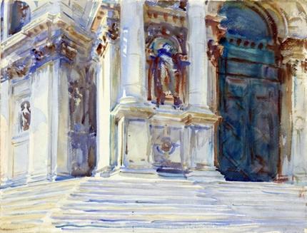 Venice-La Salute 1909