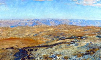 The Mountains of Moab 1905