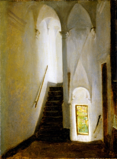 Staircase 1878