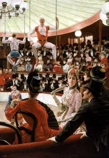 Women of Paris-The Circus Lover