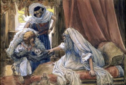 Jacob Deceives Isaac