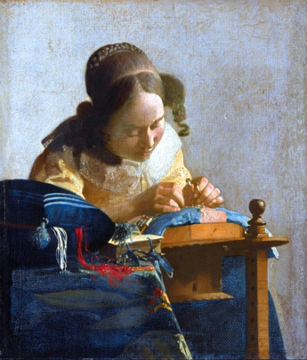 The Lacemaker 1669