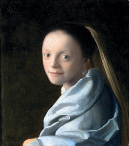 Study of a Young Woman 1665-67
