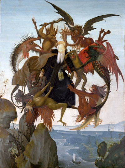 The Torment of Saint Anthony