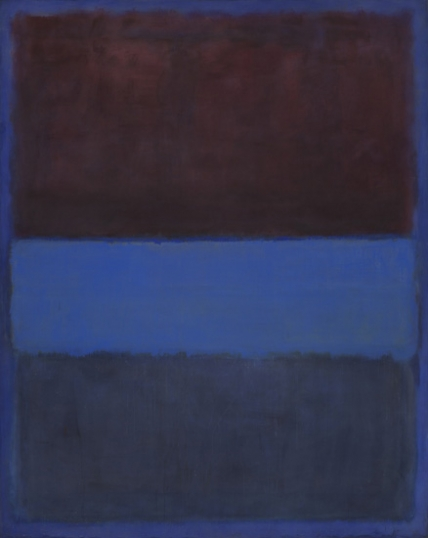 No.61 ( Rust And Blue ) 1953