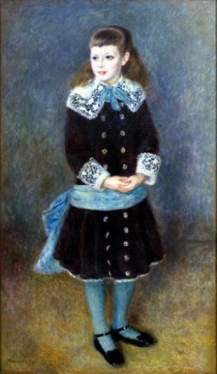 Portrait of Marthe Bérard 1879
