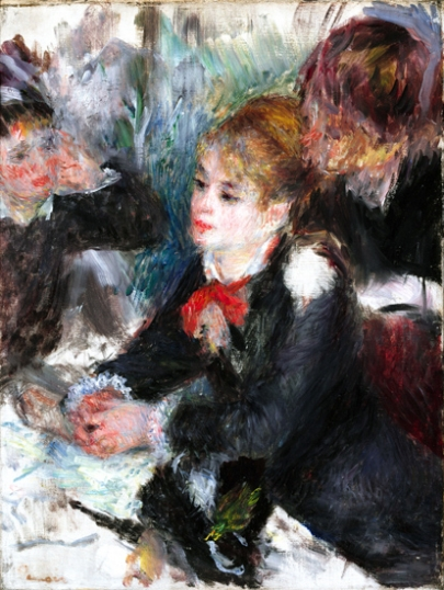 At the Milliner's 1878