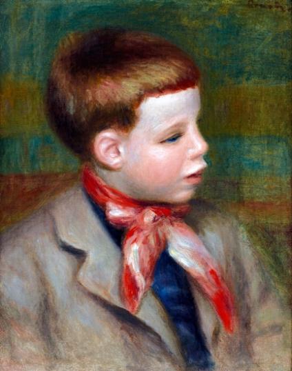 Portrait De Jean Renoir