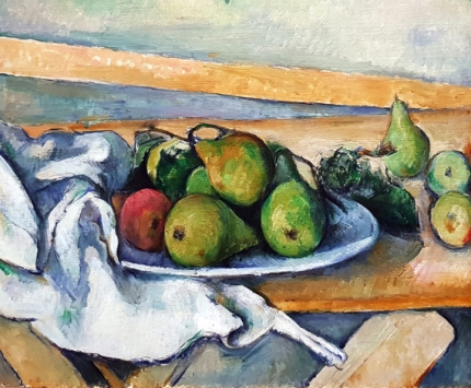 Still Life with Pears 1895