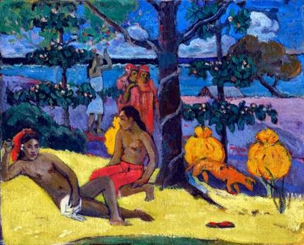 Te Arii Vahine – La Femme Aux Mangos (Ii)
