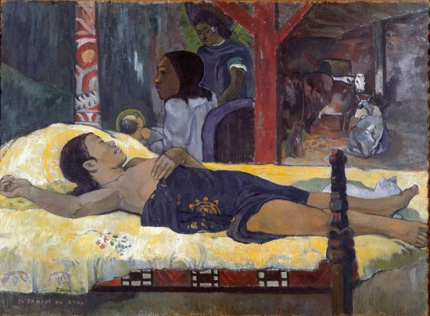Te Tamari No Atua (Son of God)