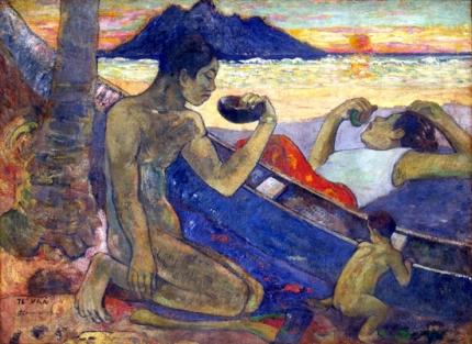 Te Vaa (Canoe, Tahitian Family)