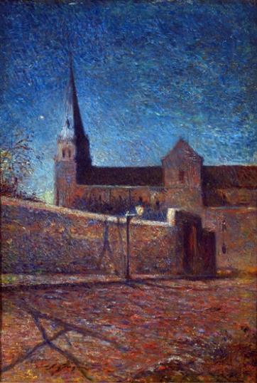 L'Eglise De Vaugirard, 1879