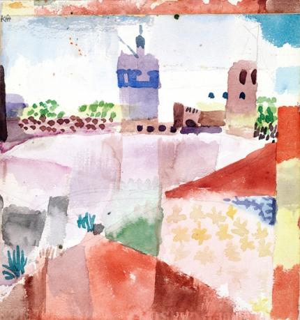 Hammamet With Its Mosque