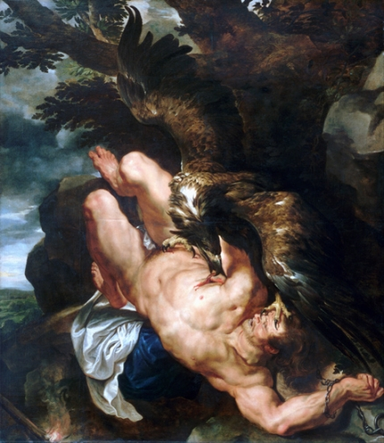 Prometheus Bound 1618
