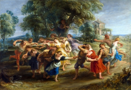 Dance of Villagers