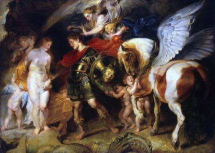 Perseus and Andromeda 1622