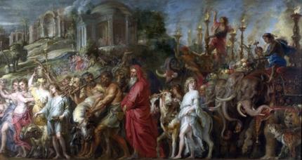 A Roman Triumph 1630