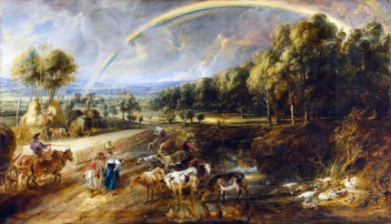 The Rainbow Landscape 1636