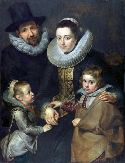 Family of Jan Brueghel the Elder