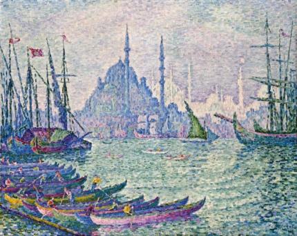 La Corne D'or, Les Minarets