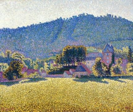 Comblat-Le-Château. La Vallée