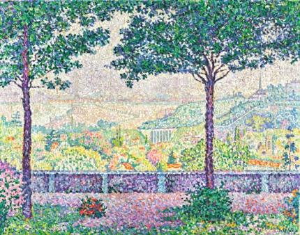 Terrasse De Meudon