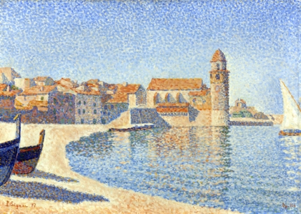 Collioure, The Belltower, Opus 164, 1887