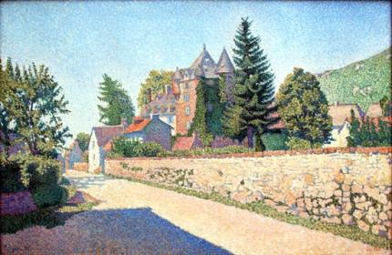 Comblat Castle