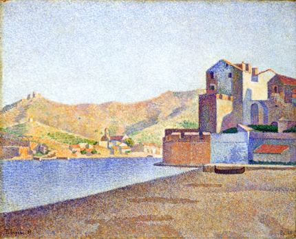 The Town Beach, Collioure, Opus 165